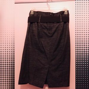 Skirts - Women's Size Small Brown Professional Pencil Skirt